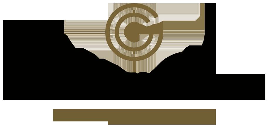 Grape to glass logo