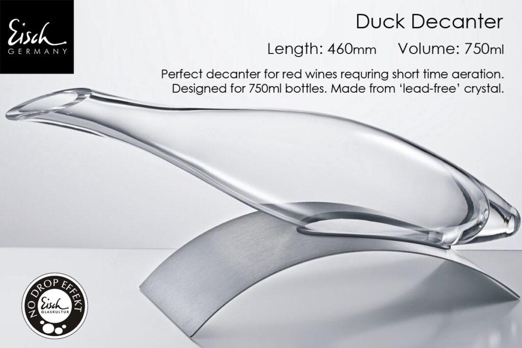 EISCH-Duck-Decanter